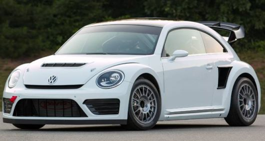 VW Beetle Supercar