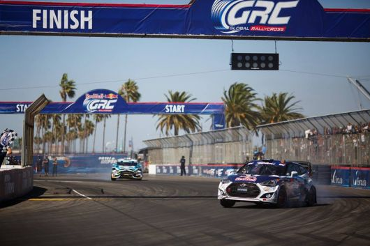 GRC 2014 - Los Angeles
