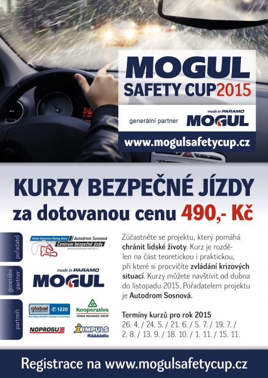 Mogul Safety cup 2015