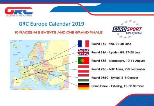 GRC Europe 2018