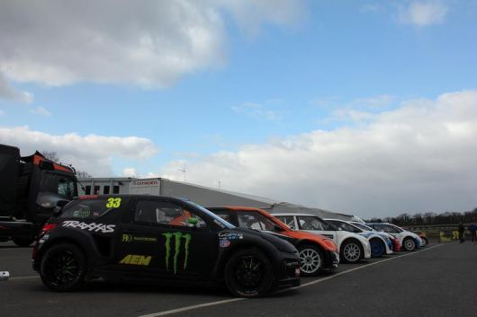 Test day - Lydden Hill 2013