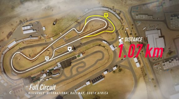 Killarney International Raceway (JAR)