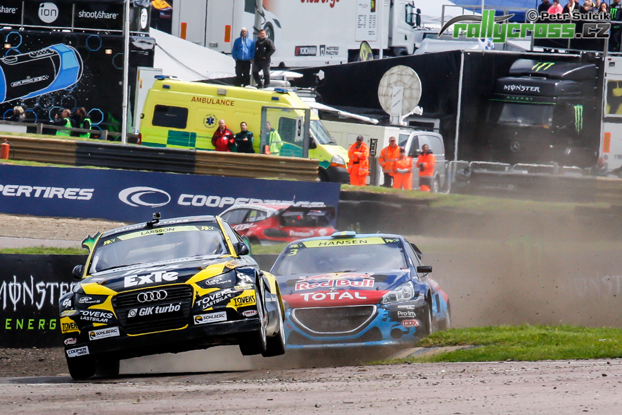 MS 2014 - Lydden Hill (GB) - online výsledky