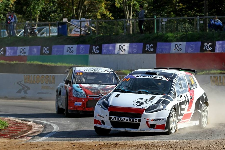 Video - Rallycross Challenge Europe 2015