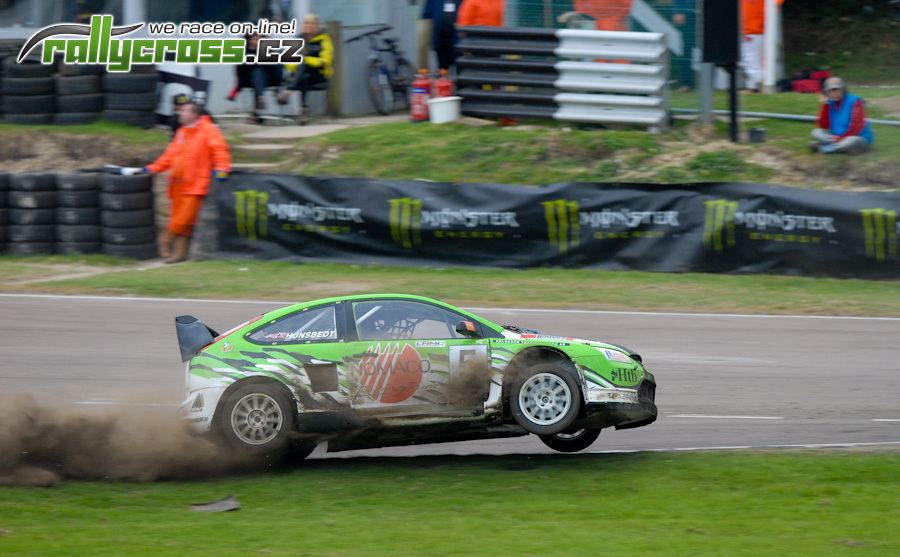 VÝSLEDKY ME 2010 - Lydden Hill (GB)