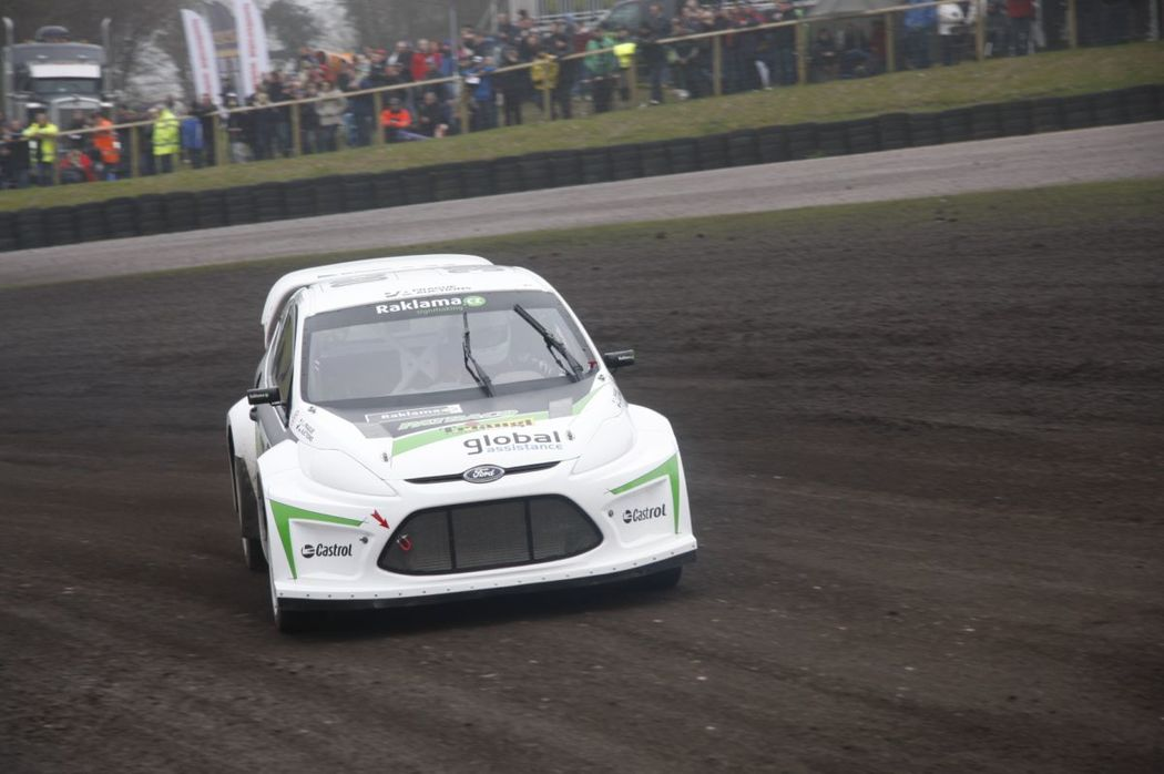 VÝSLEDKY ME 2012 - Lydden Hill (GB)