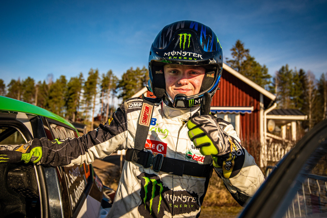 Solberg pojede All - Star Magic Weekend v Höljes!